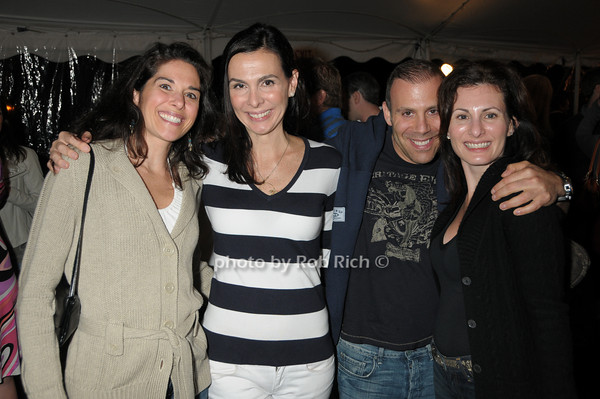 Kristin Lepri, Nancy Faingar, Jeff Rosenberg, Ms. Faingar<br /> photo by Rob Rich © 2009 robwayne1@aol.com 516-676-3939