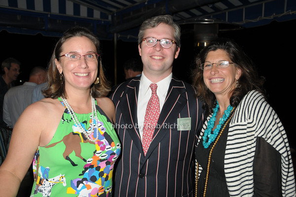 Samantha Farkas, Van Furniss, Cindy Farkas Landroff<br /> photo by Rob Rich © 2009 robwayne1@aol.com 516-676-3939
