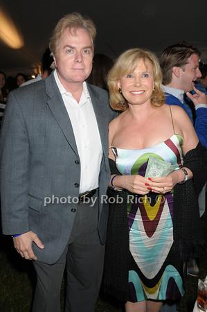 Charles Sheffield, Sharon Bush<br /> photo by Rob Rich © 2009 robwayne1@aol.com 516-676-3939