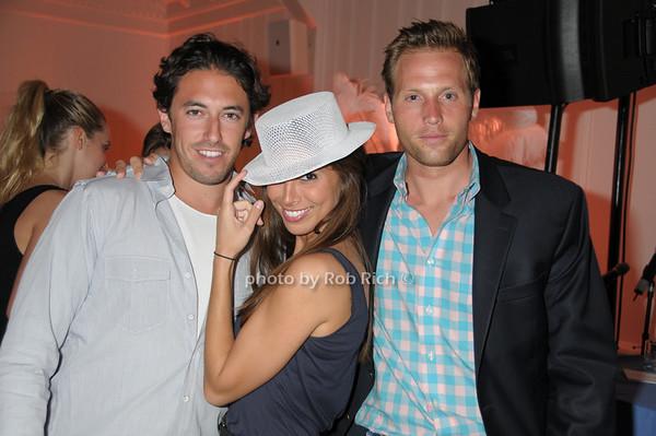 Andrew Joblon,Debra  Goldstein, John Termini<br /> photo by Rob Rich © 2009 robwayne1@aol.com 516-676-3939