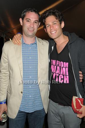 Shawn Sachs, Lane Gerson<br /> photo by Rob Rich © 2009 robwayne1@aol.com 516-676-3939