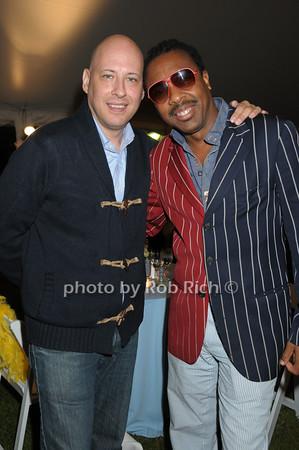 Steve Kasuba, Jeffrey Dread<br /> photo by Rob Rich © 2009 robwayne1@aol.com 516-676-3939