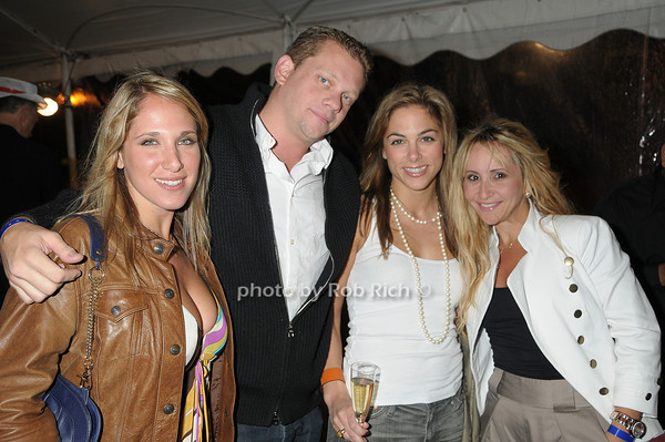 Joanna Stark, James Goll, Lisa Stanton, Jodi Schwimmer<br /> photo by Rob Rich © 2009 robwayne1@aol.com 516-676-3939