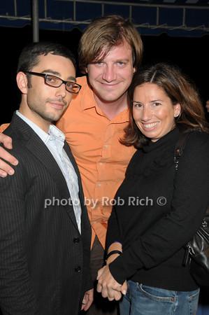 Nick Leighton, Daniel  Honan, Jacqueline Powers<br /> photo by Rob Rich © 2009 robwayne1@aol.com 516-676-3939