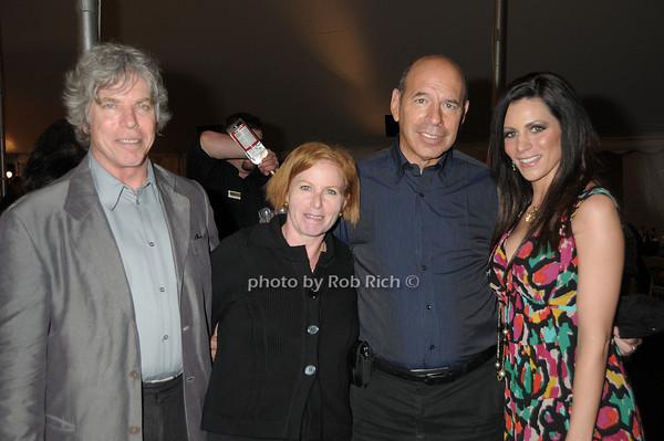 Ken Sunshine, Nancy Hollander, Ken Starr, Diane Passage<br /> photo by Rob Rich © 2009 robwayne1@aol.com 516-676-3939