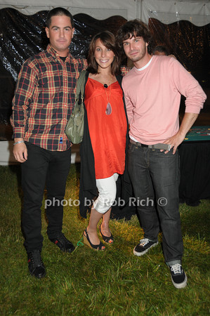 Josh Newberg, Lisa Barone, Matthew di Girolamo<br /> photo by Rob Rich © 2009 robwayne1@aol.com 516-676-3939