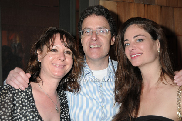 Adrian Stern,  Brad Farkas, Ashley Wolfe<br /> photo by Rob Rich © 2009 robwayne1@aol.com 516-676-3939