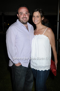 John Warreth, Nicki Canbell photo by Rob Rich © 2009 robwayne1@aol.com 516-676-3939