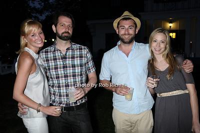 Jane Ruffin,David Slade, David Bruno, Sarah Perkins photo by Rob Rich © 2009 robwayne1@aol.com 516-676-3939