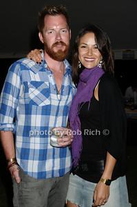 Matthew  Young, Paola Guerro  photo by Rob Rich © 2009 robwayne1@aol.com 516-676-3939