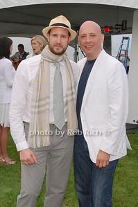 Lyman Carter and Steve Kasuba  photo by Rob Rich © 2009 robwayne1@aol.com 516-676-3939