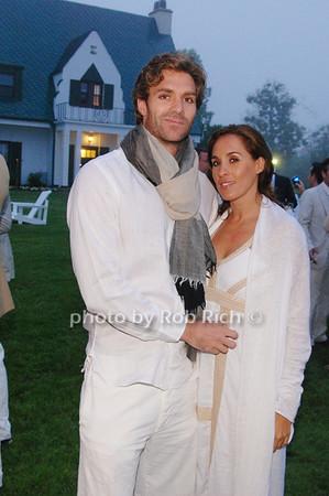 Scott Campbell and Jayma Cardosa<br />  photo by Rob Rich © 2009 robwayne1@aol.com 516-676-3939