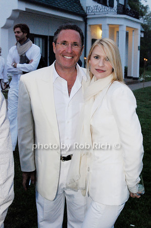 Andrew Farkas and Claire Danes<br />  photo by Rob Rich © 2009 robwayne1@aol.com 516-676-3939