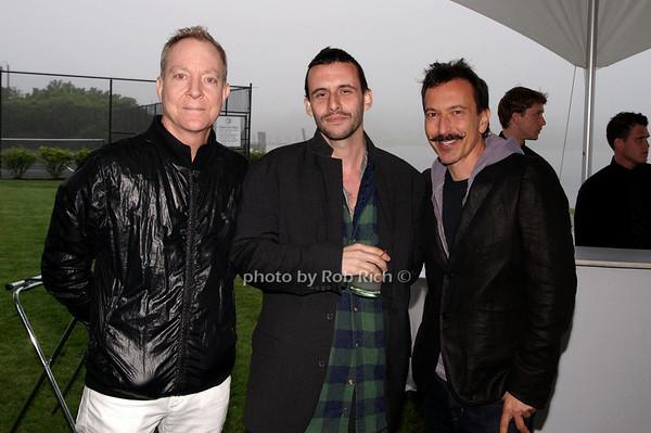 Fred Snyder, Jason Sinopoli and Robert Molnar<br />  photo by Rob Rich © 2009 robwayne1@aol.com 516-676-3939