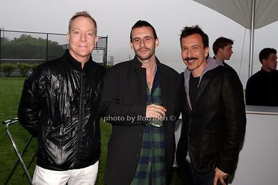 Fred Snyder, Jason Sinopoli and Robert Molnar  photo by Rob Rich © 2009 robwayne1@aol.com 516-676-3939