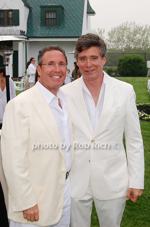 Andrew Farkas and Jay McInerney<br />  photo by Rob Rich © 2009 robwayne1@aol.com 516-676-3939
