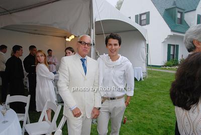 Richard Turley and Luigi Tadini  photo by Rob Rich © 2009 robwayne1@aol.com 516-676-3939