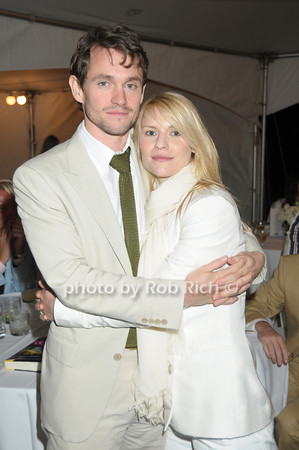 Hugh Dancy, Clarie Danes<br /> photo by Rob Rich/SocietyAllure.com © 2009 robwayne1@aol.com 516-676-3939