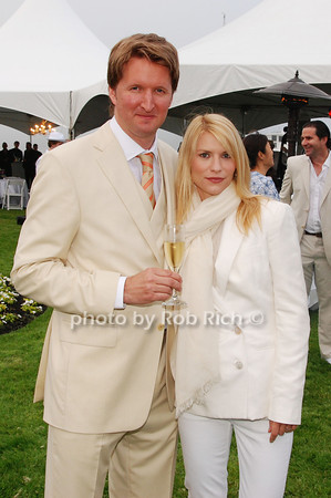 Tom Hooper and Claire Danes<br />  photo by Rob Rich © 2009 robwayne1@aol.com 516-676-3939