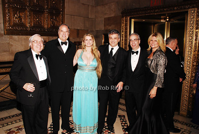 Harry Edelstein, Stewart Lane, Bonnie Comley, Cory Rosenberg, Larry Cohen and Mary Cohen