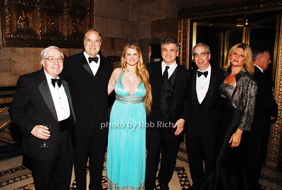 Harry Edelstein, Stewart Lane, Bonnie Comley, Cory Rosenberg, Mary Cohen and Larry Cohen