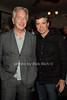 Alan Rickman, Jay McInerney<br /> photo by Rob Rich © 2008 robwayne1@aol.com 516-676-3939