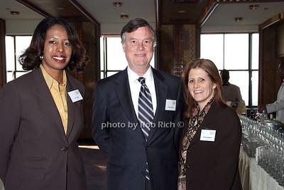 Pat France,  George Dillehay, Allison Hoffman photo by Rob Rich © 2008 robwayne1@aol.com 516-676-3939