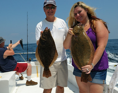 "Two ""Personal Bests"" in one day, that's pretty good fishing!"