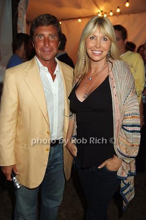 Jeweler Jeffrey Rackover, Lisa Gastineau photo by Rob Rich © 2008 robwayne1@aol.com 516-676-3939