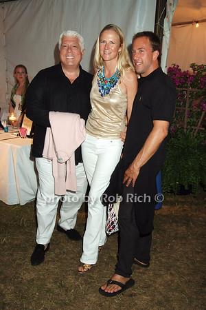 Dennis Basso, Gigi Mortimer, Michael Cominotto photo by Rob Rich © 2008 robwayne1@aol.com 516-676-3939