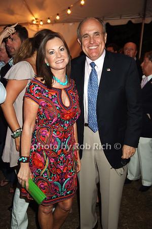 Judith Guiliani, Rudy Guiliani photo by Rob Rich © 2008 robwayne1@aol.com 516-676-3939