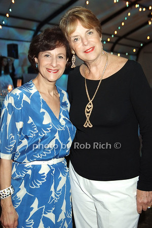 Myra Biblowit, Debra Krulewitch photo by Rob Rich © 2008 robwayne1@aol.com 516-676-3939