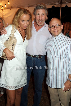Laura Durning ,Roger Waters, Bob Balaban photo by Rob Rich © 2008 robwayne1@aol.com 516-676-3939