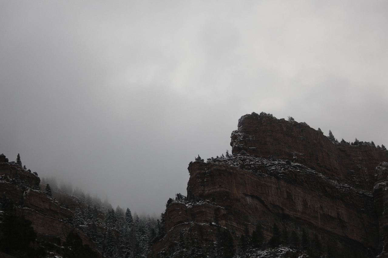 The Back Roads through Utah, Wyoming & Colorado