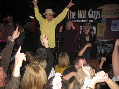 Rock out with The Hat Guys LIVE!!  We've been on the scene for nearly a decade, performing for thousands of people around Chicagoland. These photos help to illustrate just how engaging and entertaining a Hat Guys performance is.  Please see our website (www.thehatguys.com) or find us on Facebook at http://www.facebook.com/pages/The-Hat-Guys/255203354311 to get a fuller sense of how we entertain and what we can bring to your venue.