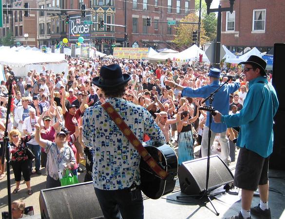 Festivals, Parish Carnivals & Summer/Fall Concert Series