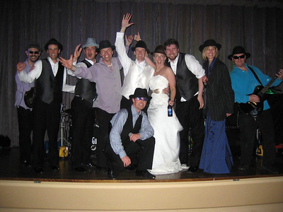 You're Invited!! Learn more about how The Hat Guys can help make your wedding joyous and memorable at http://www.thehatguys.com/weddings.html