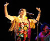 Lila Downs at The Sunken Gardens-San Antonio, TX