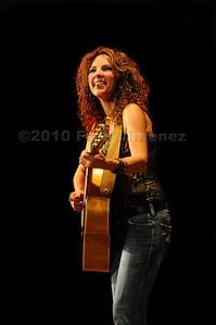 Lisa Morales at Casbeers San Antonio, Texas