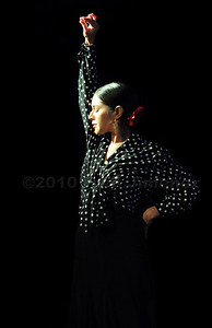 Flamenco Dancer Vanessa Centeno