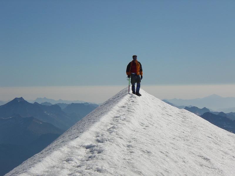 Top of Glacier Pk. 10,520ft. July 2006