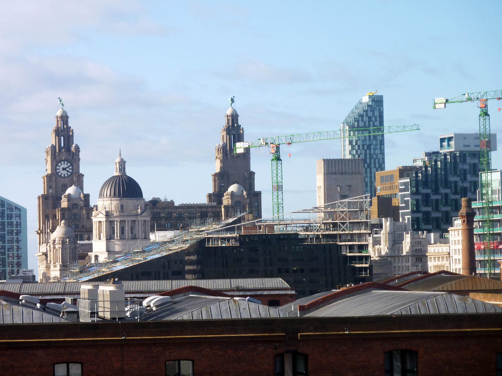 Liver Buildings from ther Big Wheel