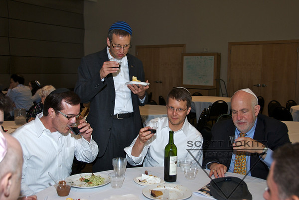 The B'nia Mitzvah of Michael and Brian