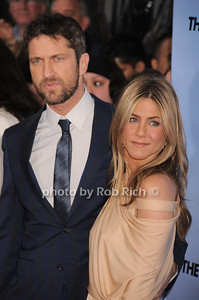 Gerard Butler, Jennifer Aniston  photo  by Rob Rich © 2010 robwayne1@aol.com 516-676-3939