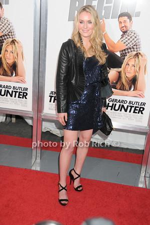 Lindsey Vonn <br /> <br /> photo by Rob Rich © 2010 robwayne1@aol.com 516-676-3939