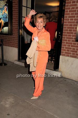 Judge Judy Sheindlin<br /> photo by Rob Rich © 2010 robwayne1@aol.com 516-676-3939