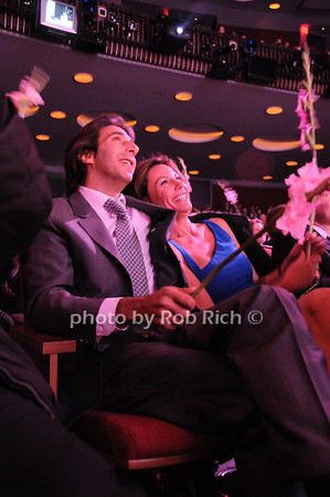 Jacques Azoulay,LuAnn de Lesseps<br /> photo by Rob Rich © 2010 robwayne1@aol.com 516-676-3939