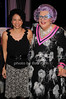 Gloria Reuben, Dame Edna<br /> photo by Rob Rich © 2010 robwayne1@aol.com 516-676-3939