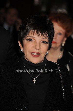 Liza Minnelli<br /> photo by Rob Rich © 2010 robwayne1@aol.com 516-676-3939