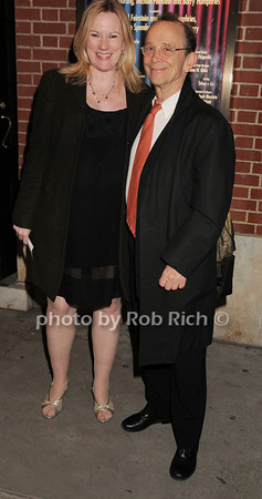 Kathleen Marshall, Joel Grey<br /> photo by Rob Rich © 2010 robwayne1@aol.com 516-676-3939